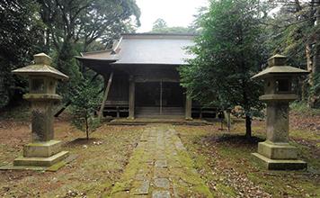 飯高神社 Iidaka jinjya