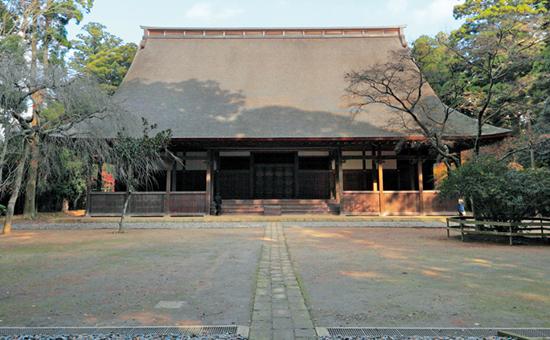 飯高檀林跡(飯高寺) Iidaka danrin ato