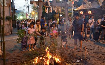 駒まね・市場まつり Komamane and Ichiba festival
