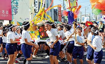 よかっぺ祭り Yokappe festival